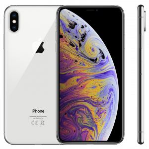 Apple iPhone XS Max eSIM 64GB - Ασημί