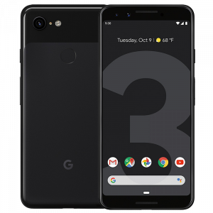 Google Pixel 3 64GB - Μαύρο