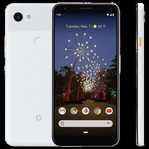 Google Pixel 3a XL 4GB RAM 64GB - Άσπρο