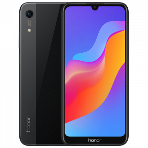 Honor 8A 3GB RAM 32GB ROM Dual Sim - Μαύρο