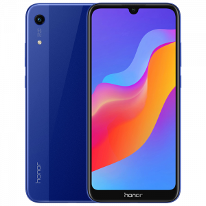 Honor 8A 3GB RAM 32GB ROM Dual Sim - Μπλε