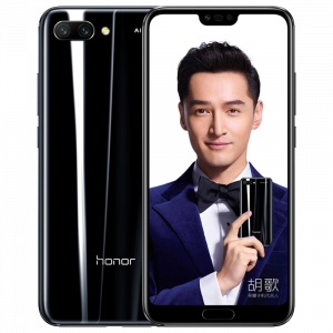 Honor 10 Dual Sim 4GB RAM 128GB ROM - Μαύρο