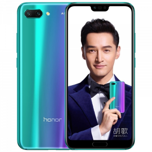 Honor 10 Dual Sim 4GB RAM 64GB ROM - Πράσινο