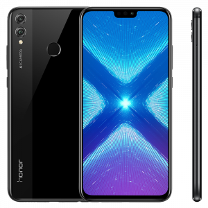 Honor 8X 4GB RAM 64GB ROM - Μαύρο