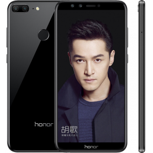 Honor 9 Lite Dual SIM 32GB - Μαύρο