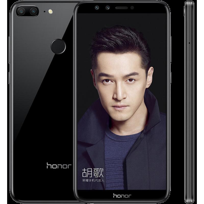 Honor 9 Lite Dual SIM 32GB - Μαύρο