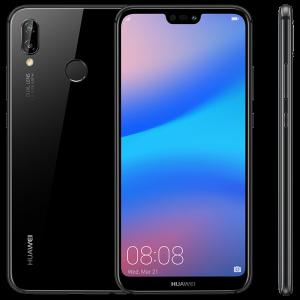 Huawei P20 Lite 4GB RAM 64GB ROM Dual SIM - Μαύρο