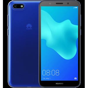 """Huawei Y5 DRA-L21 (2018) 5.45"""" IPS Τετραπύρηνο 1.3GHz 2GB RAM 16GB ROM Dual Sim - Μπλε"""