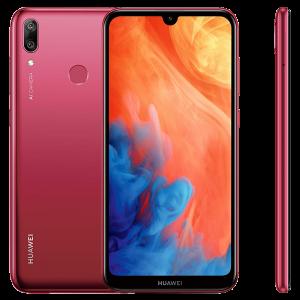 Huawei Y7 2019 3GB RAM 32GB - Κόκκινο