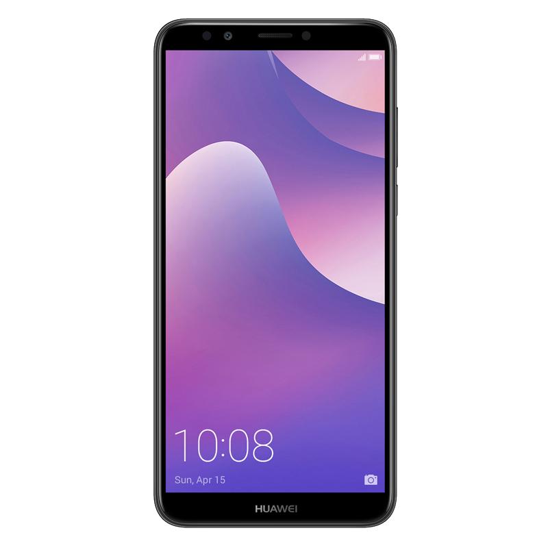 Huawei Y7 Prime 2018 3GB RAM 32GB ROM Dual Sim - Μαύρο