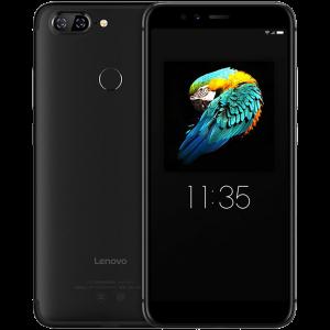 Lenovo S5 4GB RAM 64GB ROM Dual SIM - Μαύρο