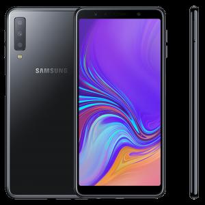 Samsung Galaxy A7 (2018) 64GB A750FN Dual SIM - Μαύρο