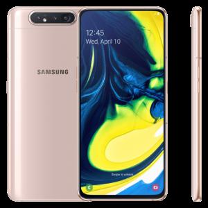 Samsung Galaxy A80 8GB RAM 128GB - Χρυσό