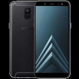 Samsung Galaxy A6 (2018) A600FN/DS Οκταπύρηνο Exynos 7870 1.6GHz 3GB RAM 32GB ROM - Μαύρο