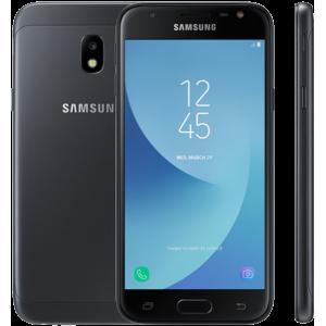 Samsung Galaxy J3 (2017) J330F Τετραπύρηνος Exynos 7570 1.4GHz 2GB RAM 16GB ROM Dual Sim - Μαύρο