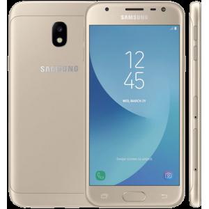 Samsung Galaxy J3 (2017) J330F Τετραπύρηνος Exynos 7570 1.4GHz 2GB RAM 16GB ROM Dual Sim - Χρυσό