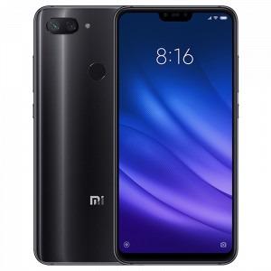 Xiaomi Mi 8 Lite Global Version 4GB RAM 64GB - Μαύρο