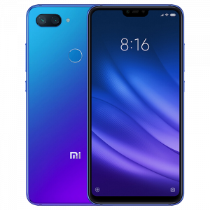 Xiaomi Mi 8 Lite Global Version 4GB RAM 64GB - Μπλε