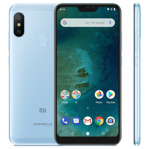 Xiaomi Mi A2 Lite 4GB RAM 64GB - Μπλε