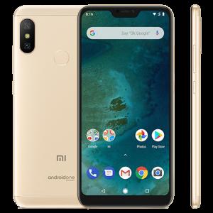 Xiaomi Mi A2 Lite 4GB RAM 64GB - Χρυσό