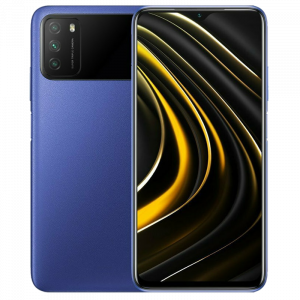 Xiaomi Poco M3 4GB RAM 64GB Cool Blue
