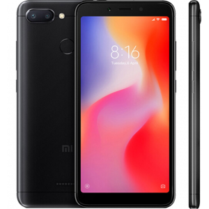 Xiaomi Redmi 6 3GB RAM 32GB Global Version - Μαύρο