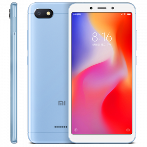 Xiaomi Redmi 6A 2GB RAM 16GB Global Version - Μπλε