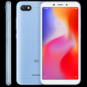 Xiaomi Redmi 6A 2GB RAM 32GB Global Version - Μπλε