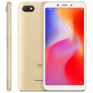 Xiaomi Redmi 6A 2GB RAM 32GB Global Version - Χρυσό