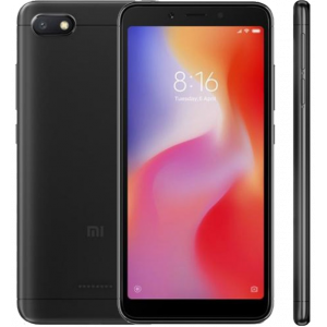 Xiaomi Redmi 6A 2GB RAM 16GB Global Version - Μαύρο