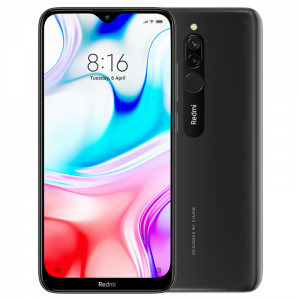 Xiaomi Redmi 8 4GB RAM 64GB Global - Μαύρο