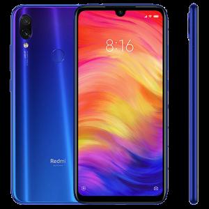 Xiaomi Redmi Note 7 4GB RAM 64GB ROM - Μπλε