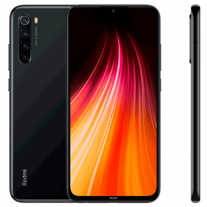 Xiaomi Redmi Note 8 4GB RAM 64GB Global - Μαύρο