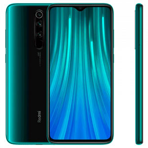 "Xiaomi Redmi Note 8 Pro 6GB RAM 128GB Global ""Jade Green"" - Πράσινο"
