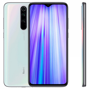 "Xiaomi Redmi Note 8 Pro 6GB RAM 128GB Global ""Pearl White"" - Άσπρο"