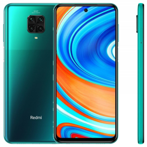Xiaomi Redmi Note 9 Pro 6GB RAM 64GB Global Edition Tropical Green