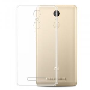 Θήκη Σιλικόνης Xiaomi Mi 4C - Διάφανη