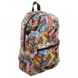 Σχολική τσάντα backpack DC Comics Justice League