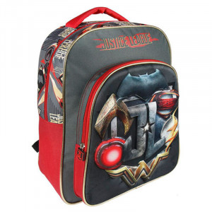 Σχολική Τσάντα Backpack Cerda DC Comics Justice League 3D EVA