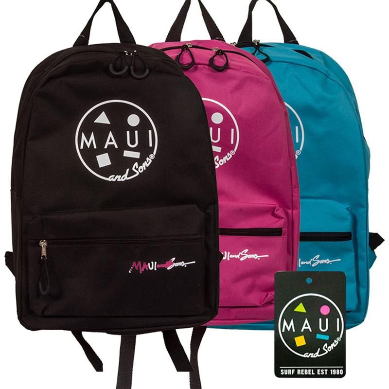 Σχολική Τσάντα Backpack JUSTnote Maui (702111) - Ροζ