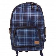 Σχολική Τσάντα Backpack JUSTnote Καρό (701130)