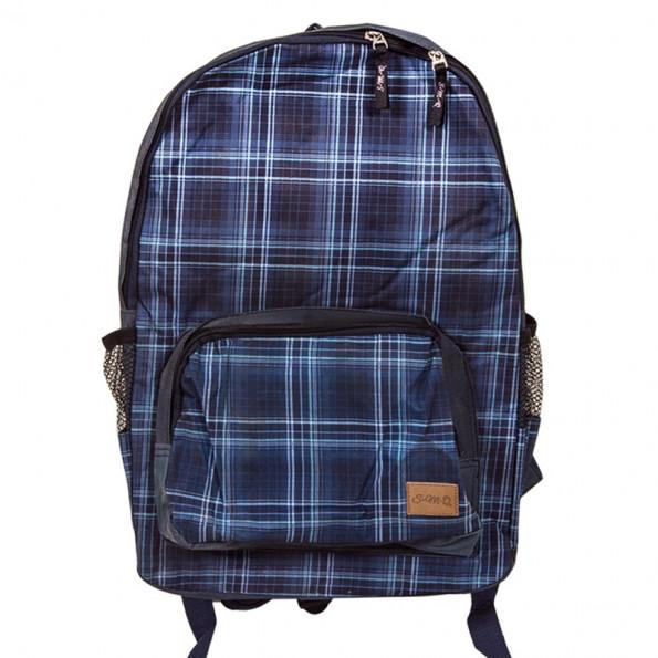 b3f1c63b49f Σχολική τσάντα με ανατομική πλάτη και ρυθμιζόμενα λουριά για μεγαλύτερη  άνεση. Διαθέτει ένα διαμέρισμα και μια μεγάλη τσέπη μπροστά ενώ το κλείσιμο  γίνεται ...