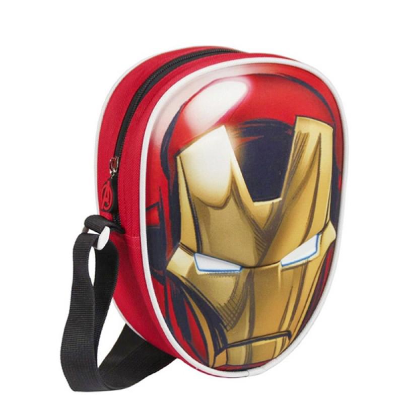 c084417edd4 Σχολική Τσάντα 3D Iron Man | mygad.gr