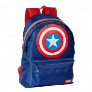 Σχολική Τσάντα Backpack Karactermania Marvel Avengers Shield