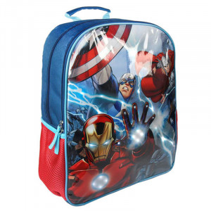 Σχολική Τσάντα Backpack Cerda Marvel Avangers με LED