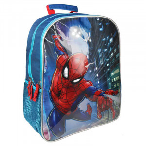 Σχολική Τσάντα Backpack Cerda Marvel Spiderman με LED