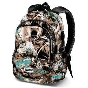 0cf6015f5b Σχολική τσάντα backpack DC Comics Justice League 44cm