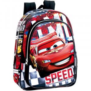 Σχολική τσάντα backpack Disney Cars 37cm