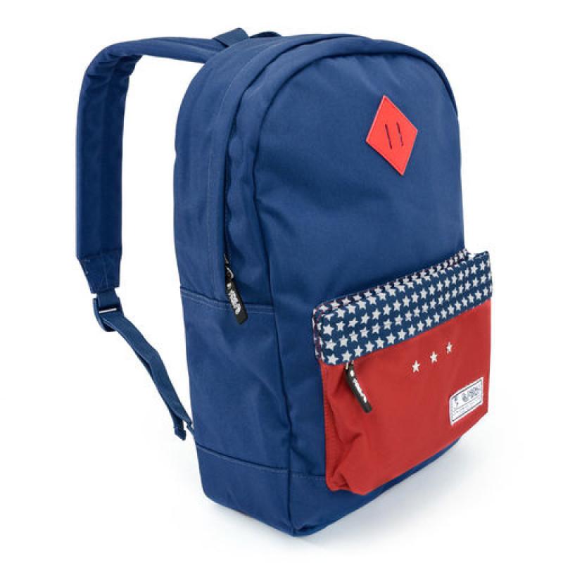 Σχολική Τσάντα Backpack Spirit College Flag 45cm