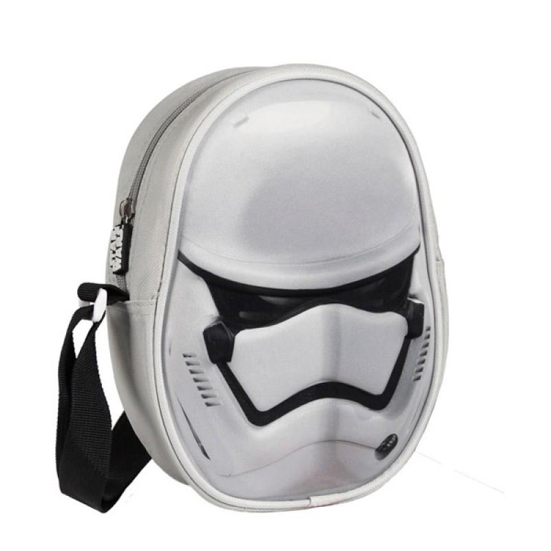 e144eb18cdb Σχολική Τσάντα 3D Storm Trooper | mygad.gr